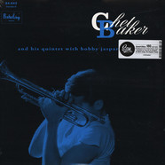 Chet Baker And His Quintet with Bobby Jaspar - Chet Baker And His Quintet with Bobby Jaspar