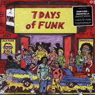 7 Days Of Funk (Dam-Funk & Snoopzilla aka Snoop Dogg) - 7 Days Of Funk