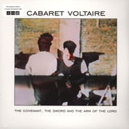 Cabaret Voltaire - Covenant The Sword & The Arm Of The Lord