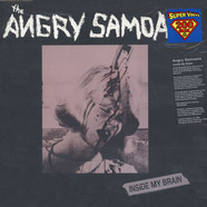 Angry Samoans - Inside My Brain Black Vinyl Edition