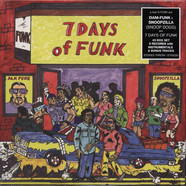 7 Days Of Funk (Dam-Funk & Snoopzilla) - 7 Days Of Funk 45 Box Set