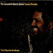 Cannonball Adderley Quintet, The - Country Preacher