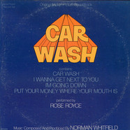 Norman Whitfield - OST Car Wash