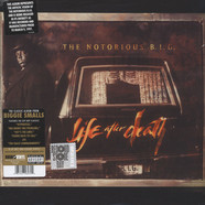 Notorious B.I.G. - Life After Death Clear Vinyl Edition