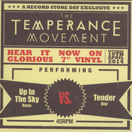 Temperance Movement, The - Up In The Sky / Tender