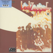 Led Zeppelin - II Remastered Version