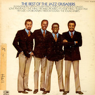 Crusaders, The - The Best Of The Jazz Crusaders