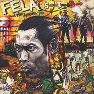 Fela Kuti - Sorrow, Tears & Blood