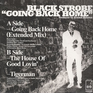 Black Strobe - Going Back Home