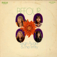 Brian Auger & The Trinity - Befour