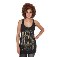 Bob Marley - Rebel Legend Women Tank Top
