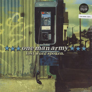 One Man Army - Last Word Spoken Tan Swirl Vinyl Edition