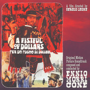 Ennio Morricone - OST Per Un Pugno Di Dollari (For A Fistful Of Dollars) Black Vinyl Edition