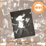 411 - The Side You Cannot See - Complete Discography