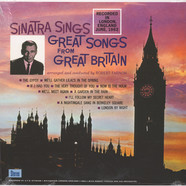Frank Sinatra - Sinatra Sings Great Songs From Great Britian