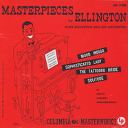 Duke Ellington - Masterpieces By Ellington 200g Vinyl Edition