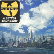 Wu-Tang Clan - A Better Tomorrow Colored Vinyl Edition