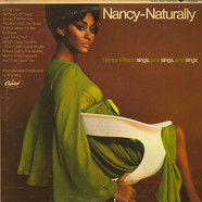 Nancy Wilson - Nancy - Naturally