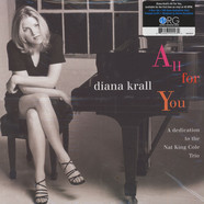 Diana Krall - All For You (A Dedication to The Nat King Cole Trio)