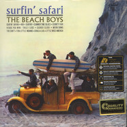 Beach Boys, The - Surfin' Safari 200g Vinyl, Mono Edition