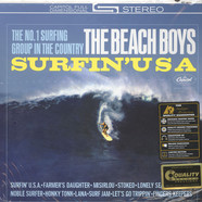 Beach Boys, The - Surfin' USA 200g Vinyl, Stereo Edition