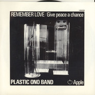 Plastic Ono Band - Give Peace A Chance