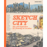 Dopepress Books - Sketch City - Tips And Inspiration For Drawing On Location