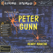 Henry Manchini - The Music From Peter Gunn 45RPM, 200g Vinyl Edition