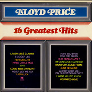 Lloyd Price - 16 Greatest Hits