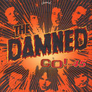 Damned, The - Go! - 45