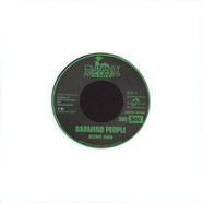 Beenie Man / Chimney - Badmind People / Instrumental