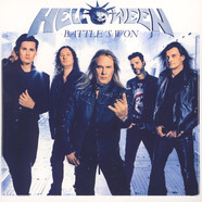 Helloween - Battle's Won White Vinyl Edition