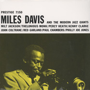 Miles Davis - Miles Davis & The Modern Jazz Giants