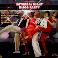 V.A. - Saturday Night Disco Party