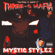 Three 6 Mafia - Mystic Stylez Red Vinyl Edition