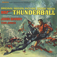 John Barry - OST James Bond: Thunderball