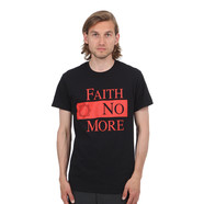 Faith No More - Star Logo T-Shirt