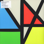 New Order - Music Complete Black Vinyl Edition