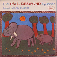Paul Desmond Quartet, The - Featuring Don Elliott