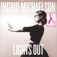 Ingrid Michaelson - Lights Out  Pink Vinyl Edition