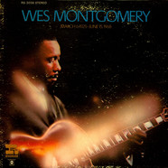 Wes Montgomery - March 6, 1925-June 15, 1968
