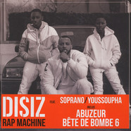 Disiz - Rap Machine