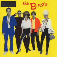 B-52's, The - The B-52's Black Vinyl Edition