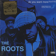 Roots, The - Do You Want More?!!!??! Blue Vinyl Edition