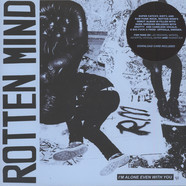 Rotten Mind - I'm Alone Even With You Colored Vinyl Edition