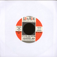 Louisiana Red - Who Dat?/little Girl Take Your Time