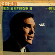 Peter Brady - An Exciting New Voice On The Move