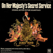 John Barry - OST On Her Majesty's Secret Service