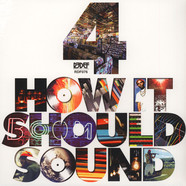Damu The Fudgemunk - How It Should Sound Volume 4 Black Vinyl Edition