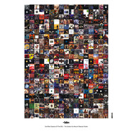 HHV - Certified Classics Of The 90s - The Golden Era Record Sleeves Poster